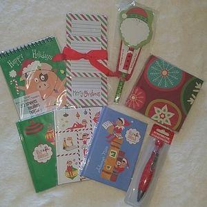 Christmas Stationary Bundle